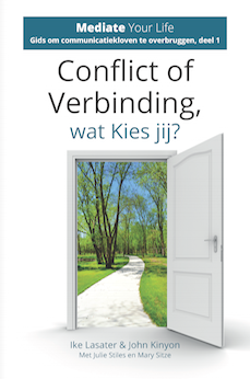 Omslag-Conflict of Verbinding klein