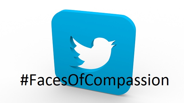 #FacesOfCompassion